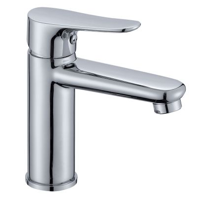 Cold and Hot Water Bathroom Basin Faucet